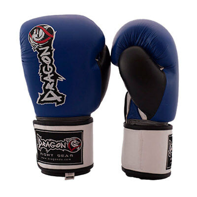 Leather Boxing Gloves - Dragon Do - Best for Boxing, MMA, Kickboxing, Training (Best Boxing Gloves For Mma Training)