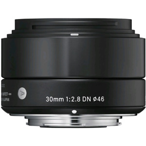 Sony E-Mount- Sigma 30mm F2.8 DN