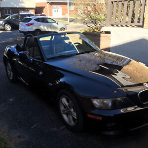 2000 BMW Z3 - 2.5L Coupe (2 door)