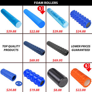 Therapy Stretching Rollers Stretch Foam Massage Roller Rumble