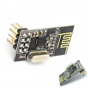10PCS-Arduino-NRF24L01-2-4GHz-Wireless-RF-Transceiver-Module-New-Version