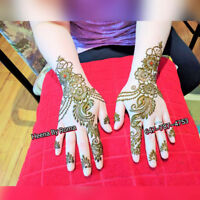 Henna Artist Stands With Than 10Yrs of Henna Exp- Brampton