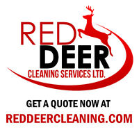 Carpet Cleaning Service - Red Deer Cleaning Services