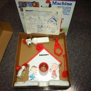vintage Snoopy Sno cone maker Kitchener / Waterloo Kitchener Area image 2