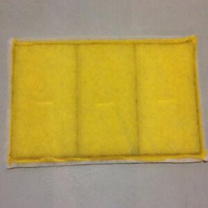 Furnace filters 16 x 25 inch, heavy duty.