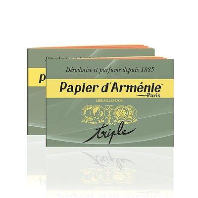 Armenisches Papier  Papier d'Arménie Duft Rauchpapier