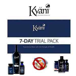 Kyäni Triangle of Health - 7 Day Pack