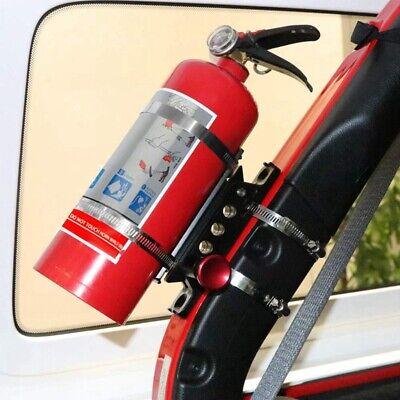 Fire Extinguisher Mount Bottle Holder Aluminum For Jeep Wrangler Jk Jku