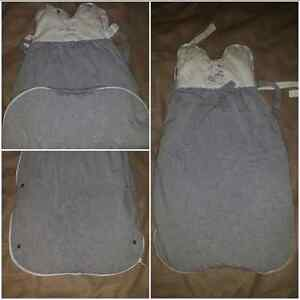 Excellent condition adjustable size sleeping bag