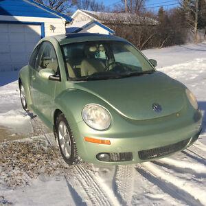 2007 Volkswagen Beetle Loaded Coupe (2 door)