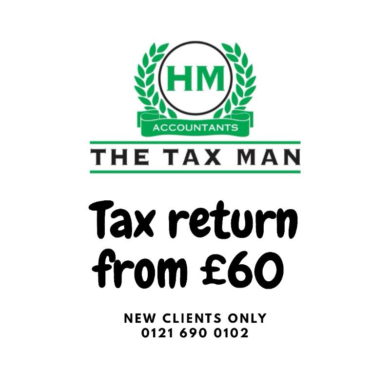 Accountant, Tax Return, Company Accounts, Payroll