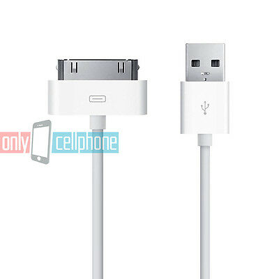 100% Original OEM 30 Pins USB Data Charger Cable for Apple iPad 2nd Gen