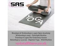 Yoga Classes Norwich