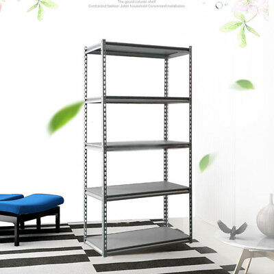 5 Layers Heavy-duty Storage Racks Adjustable Storage Shelves 36x 12x72