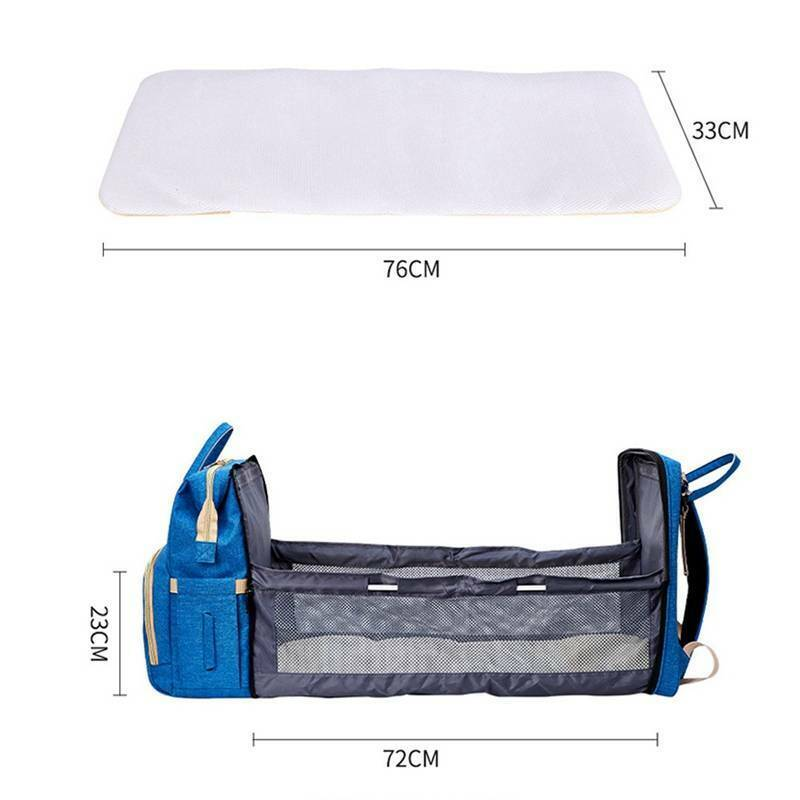 2 in Folding Baby Backpack great