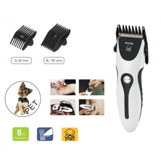 MACHINE HAIR CLIPPERS FOR DOGS . RECHARGEABLE