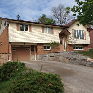 Backing onto golf course in westend