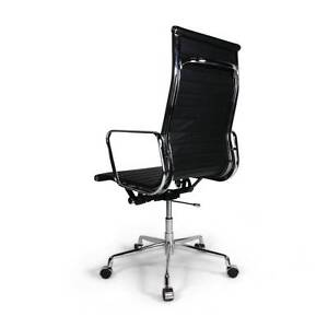 Replica Eames HighBack office chair Premium leather alumininum Hornsby Hornsby Area Preview