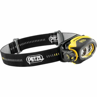 Petzl PIXA 3 Headlight Stirnlampe Arbeitsleuchte 100 Lumen, stoßfese Kopfleuchte