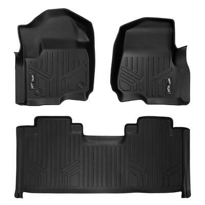 Maxliner 2017-2020 Fits Ford F-250 F-350 Super Duty Super Cab Floor Mats Set