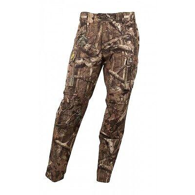 New ScentBlocker Mens Recon Featherlite Pants Size XL Trinity Mossy Oak Camo