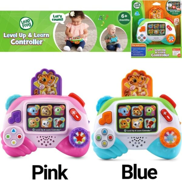 BNIB: LeapFrog Level Up and Learn Controller