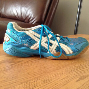 Women's Asics volleyball/court sneakers