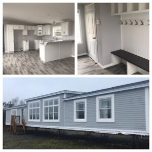 NEW MINI HOME - HARBOURVIEW JUST ARRIVED IN DARTMOUTH!