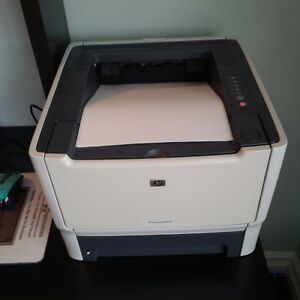 HP LaserJet P2015d B&W Printer
