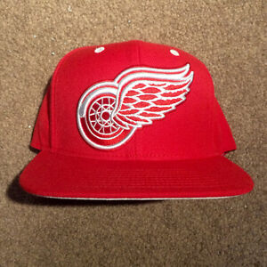 Detroit Red Wings Mitchell & Ness Snapback