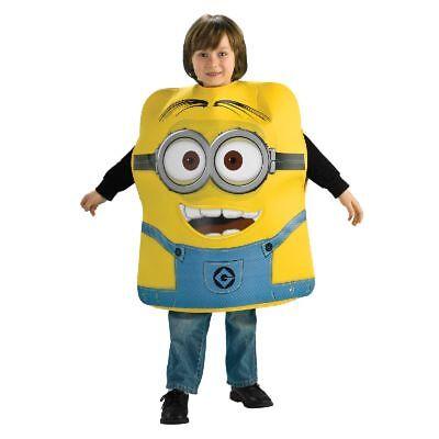rlich 2 Kinder Kostüm Minion Dave Karneval (Minion Kinder Kostüme)