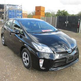 Toyota Prius 1.8 VVT-i 1794cc CVT T4 Hybrid BLACK 2013 (13)
