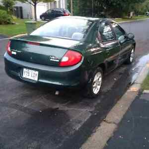 2000 Dodge Neon   Needs to go! West Island Greater Montréal image 2