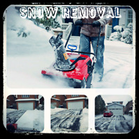 ☆ SNOW REMOVAL ~ RESIDENTIAL ONLY ☆