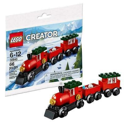 LEGO 30543 CREATOR - CHRISTMAS TRAIN (PROMO POLYBAG) - RARE!