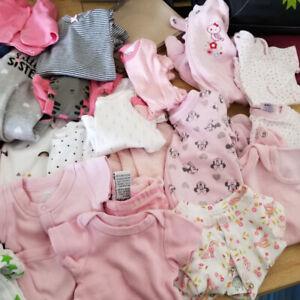 Preemie/newborn Lot