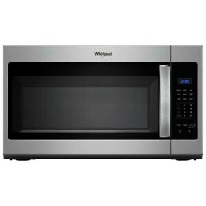Whirlpool Over-The-Range Microwave - 1.7 Cu. Ft. - Stainless Ste