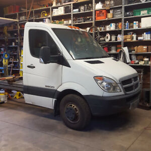 2008 Dodge Sprinter 3500 (With Parts Truck)