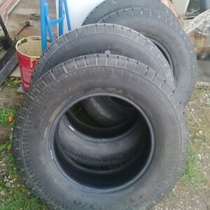LT265 70 R17 tires Kitchener / Waterloo Kitchener Area image 1
