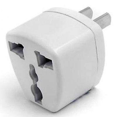 Universal EU UK AU to US USA AC Travel Power Plug Adapter Converter Uk Seller