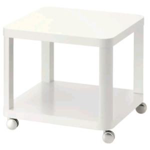 IKEA Tingby Side Table, White