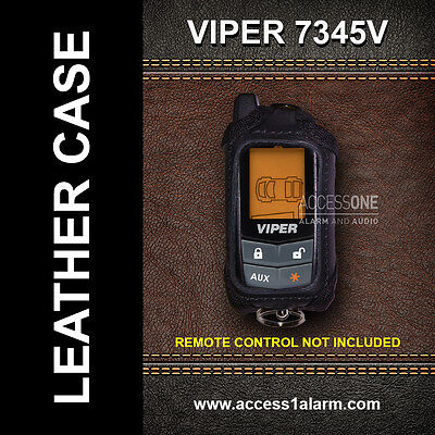Viper 7345V Protective Leather Remote Control Case