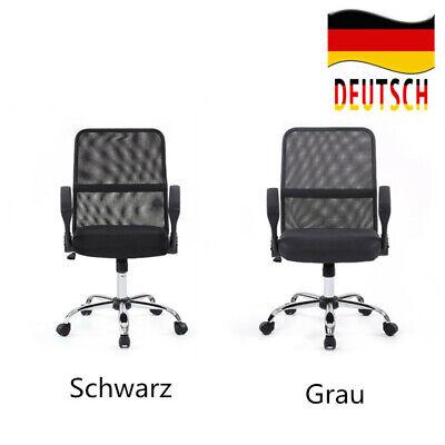 Executive Office Stuhl (IKayaa Adjustable Office Executive Chair Hocker 360 ° Drehbarer BüRostuhl DE)