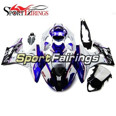 Body Kit Fittings For BMW S1000RR 2009 10 11 2012 13 2014 ABS Blue White Panels