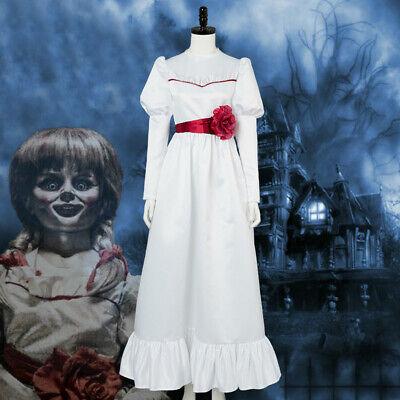 2019 Horrorfilm Annabelle kommt nach Hause Cosplay Mädchen - Annabelle Kostüme