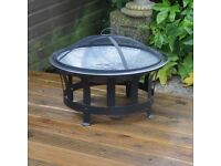 Outdoor BBQ Fire pit Heater BRAND NEW