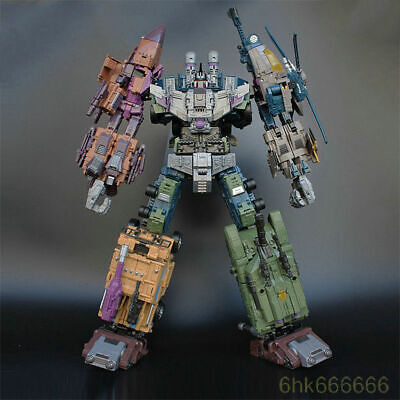 Jinbao Best Bruticus Decepticons K.O. Oversized Warbotron Toy 55CM Big & CASE for sale  Shipping to South Africa