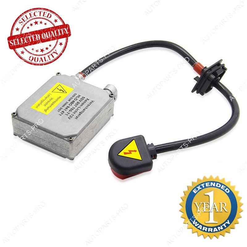 Xenon HID Ballast Control Unit 63128387114 for 1997-2003 BMW E39 525i 528i 530i 540i M5