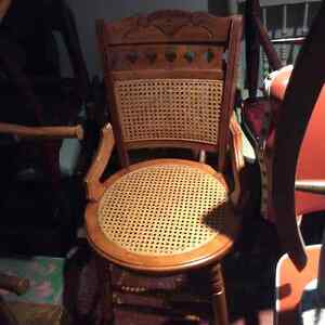 Antique chairs - several to choose from!