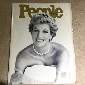 People Magazine Collector Editions & Yearbooks